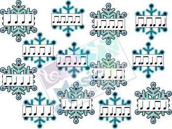Winter Themed Rhythm Fly Swatter Game