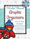 Common Core: Winter Themed Graphic Organizers
