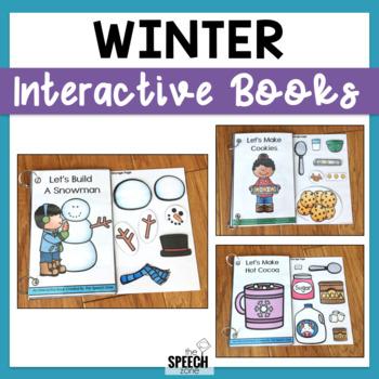 Winter Interactive Books
