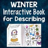 Winter Speech and Language Interactive Book