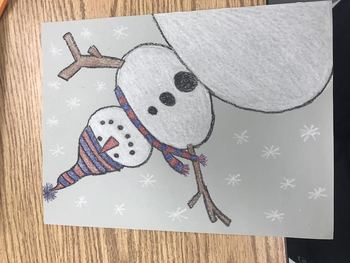 Winter Themed Lesson Plan Bundle