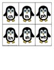 Winter Themed Letter Sound Game with Penguins