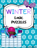 Winter Themed Logic Puzzles