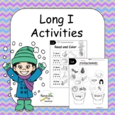 Winter Themed Long I Packet