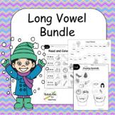 Winter Themed Long Vowel Bundle