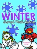Winter Themed Math Centers