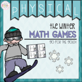Winter-Themed Math Centers