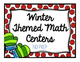 Winter Themed Math Centers
