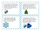 Winter Themed Math Task Cards