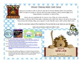Winter Themed Math Task Cards with QR Codes