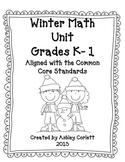 Winter Math Worksheets