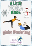 Winter-Themed Movement and Yoga Booklet--Multiple Formats!