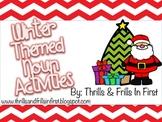 Winter Themed Noun Activities