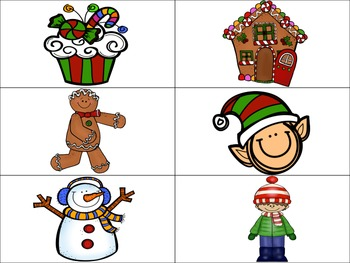Winter Themed Noun Activities