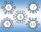 Winter Themed Number Recognition