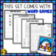 Winter Word Games, Puzzles and Writing Prompts