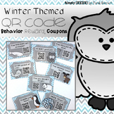 Classroom Management: Behavior QR Code Coupons {Winter Themed}