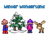 Winter Themed Question of the Day for Prek and Special Ed