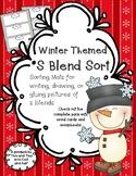 Winter Blend Sort (Freebie!)