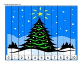 Winter Themed Sequencing Numbers 0-10