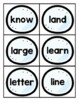 Winter Themed Sight Word Game for Fry 2nd Hundred