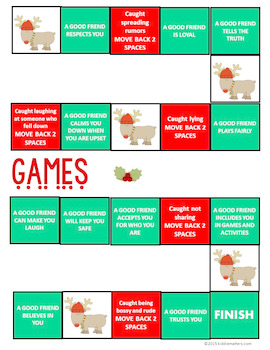 December Social-Emotional Activity Pack