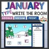 January Write the Room