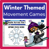Winter Themed Yoga, Brain Breaks, and Games