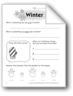 Winter (Thinking Skills)