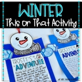 Winter This or That Activity