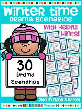Winter Time - 30 Drama Scenarios