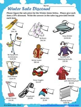 Wintertime Activities for Middle School