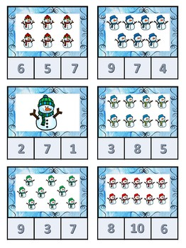 Winter Time Bundle: Including French Activities!