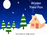 Winter Time Fun (English Version)