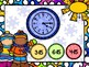 Winter Time Fun Quarter Past the Hour PowerPoint Interactive Game
