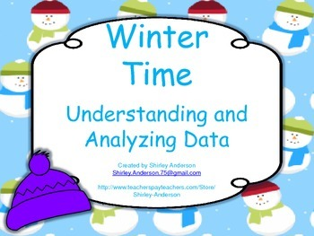 Winter Time Graphs