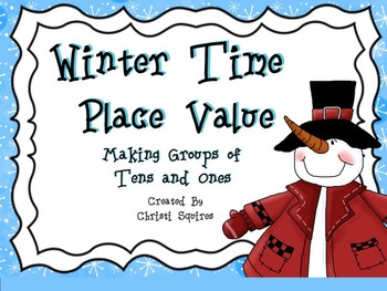 Place Value Making Groups of Tens and Ones (SMARTBoard Lesson)