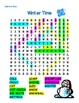 Winter Time {Word Search}