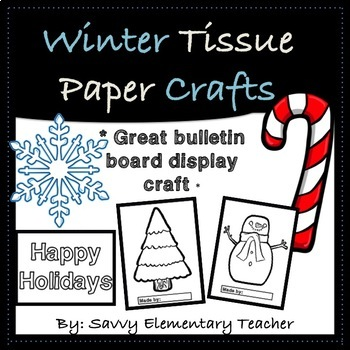 Tissue Paper Art Worksheets Teaching Resources Tpt