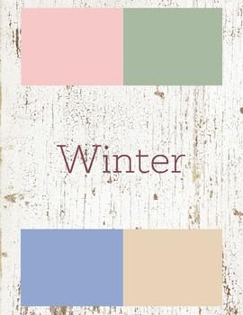Winter Toddler Theme