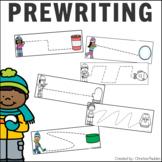 Tracing Skill Prewriting Practice Winter