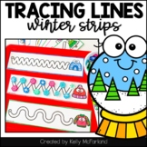 Winter Tracing Lines