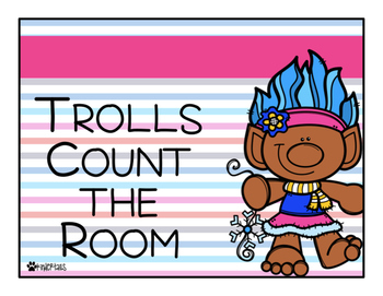 Winter Trolls Count the Room