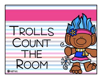 Winter Trolls Count the Room