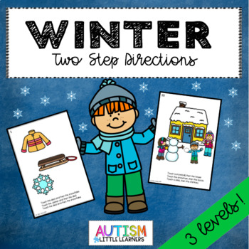 Winter- Two Step Directions