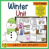 Winter Unit: Activities & Centers