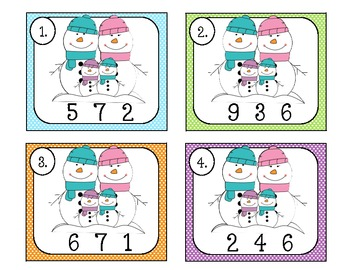 Winter Unit: Centers & Activities
