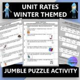 Winter Unit Rates $100,000 Pyramid Activity