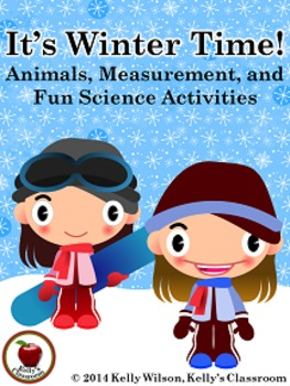 It's Winter Time: Animals, Measurement, and Fun Science Activities