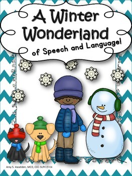 Winter Speech Therapy